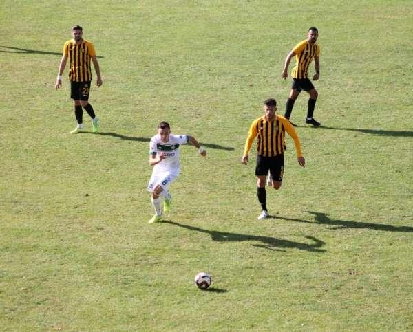 Ziraat Türkiye Kupası: Bayburt İÖİ - Bursaspor: 1 -2