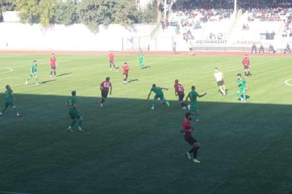 Adıyaman 1954 Spor:0- Siverek Belediyespor: 0