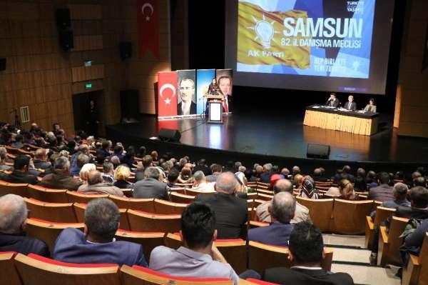 AK Parti Genel Başkan Yardımcısı Karaaslan: 'Kimse bizimle çevrecilikte yarışmas