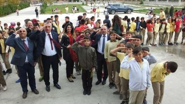 Burhaniyede Şehit Mustafa Serin için lokma hayrı yapıldı