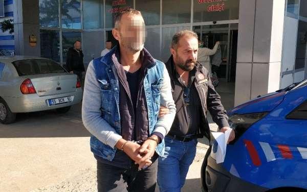 Evinde uyuşturucu ve silah, tarlasında kenevir ele geçen şahıs tutuklandı