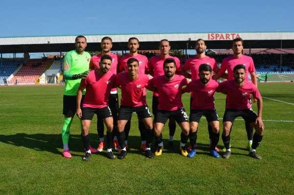 Isparta 32 Spor, evinde 3 golle, 3 puanı aldı
