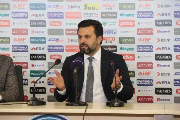 Kayserispor ligdeki ilk galibiyetini aldı