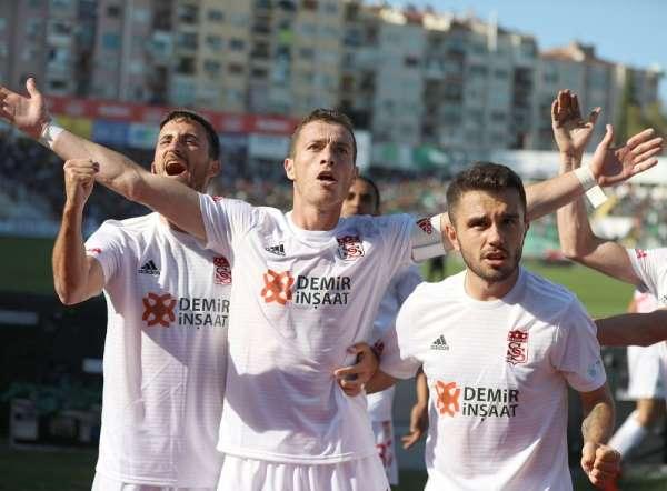Sivasspor'da 274 günlük galibiyet hasreti sona erdi