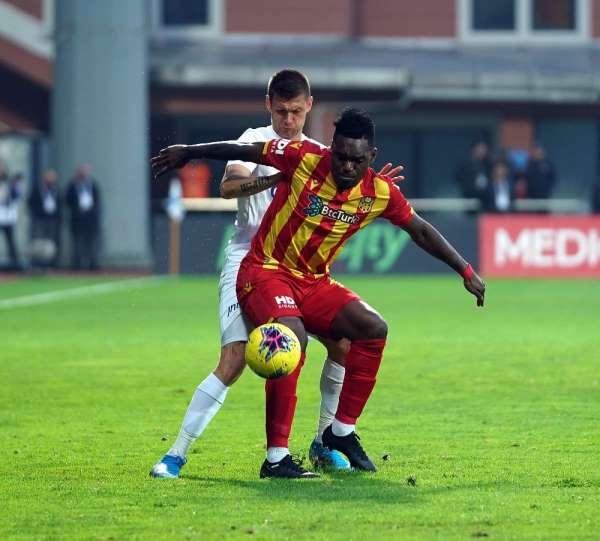 Süper Lig: Kasımpaşa: 2 - Yeni Malatyaspor: 2 (Maç sonucu)