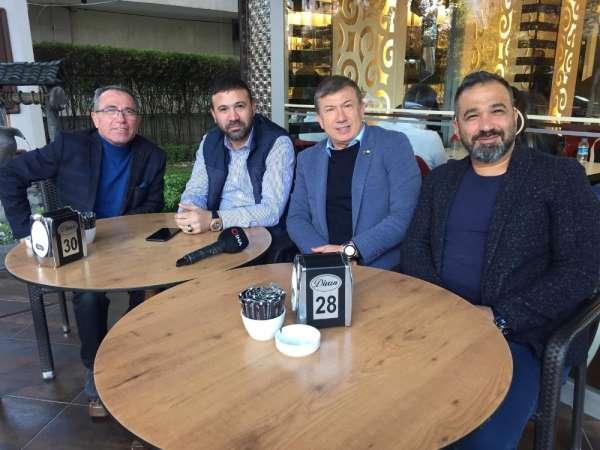 Tanju Çolak: 'Kayserispor için SOS var'