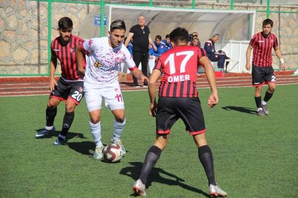 TFF 2. Lig: Elazığspor: 0 - Uşakspor: 0