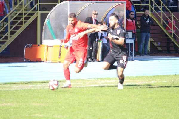 TFF 2. Lig: Zonguldak Kömürspor: 0 - Samsunspor: 2
