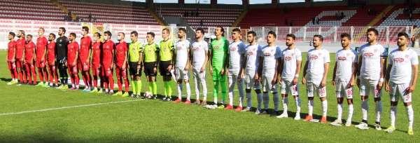 TFF 3. Lig: Batman Petrolspor: 1 - Nevşehir Belediyespor: 1