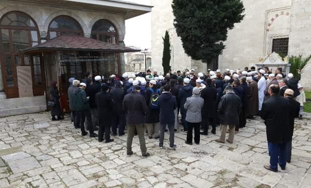 'Kudüs Fatihi' Yavuz Sultan Selim mezarı başında anıldı