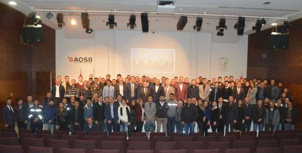 AOSB'de 'Nostalji' yaşatan yeni yıl buluşması