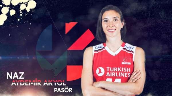 Naz Aydemir Akyol: 'Olimpiyatlara katılma şansımız yüksek'