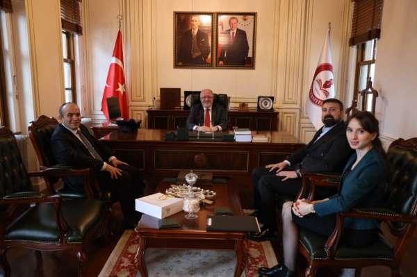 Samsun Üniversitesi hızla gelişiyor