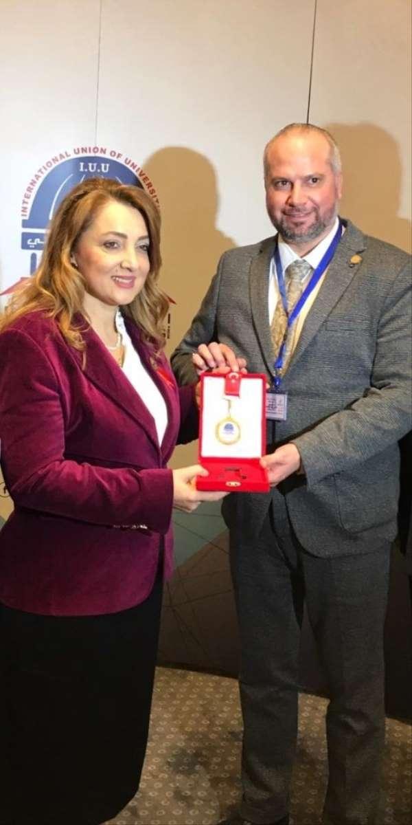 ULUSKON ile Uluslararası Üniversiteler Birliği iş birliği yapacak