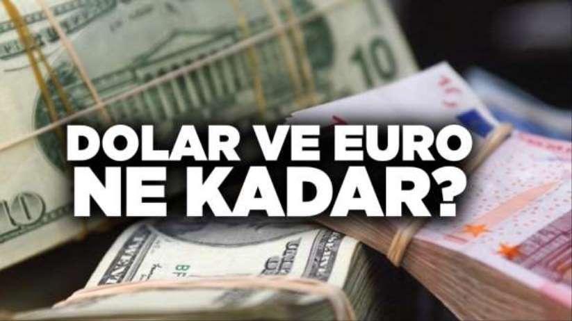 3 Ocak Cuma Samsun'da Dolar ve Euro ne kadar?