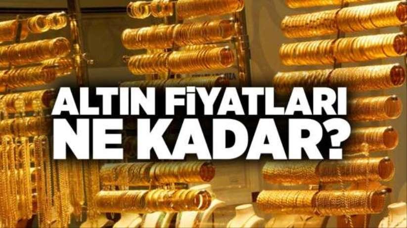 Samsun'da altın ne kadar? 3 Ocak Cuma altın fiyatları son durum