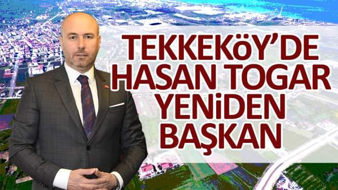 Hasan Togar yeniden başkan