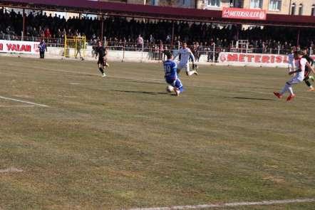 Nevşehir Belediyespor: 1 Erzin Belediyespor:0