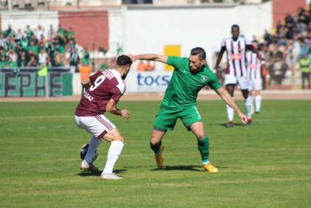 Spor Toto 1. Lig: Hatayspor: 1 - Denizlispor: 1