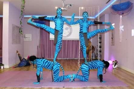6. Uluslararası Yoga Koreografi Turnuvası'na Türk damgası