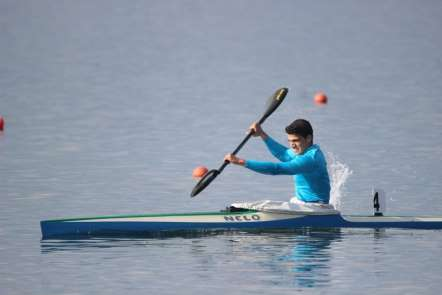 Köyceğiz'deki kanoda olimpik ve genç milli takım seçme yarışları tamamlandı