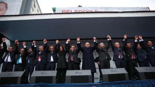 Cumhurbaşkanı Erdoğan'dan Samsun'a müjdeler