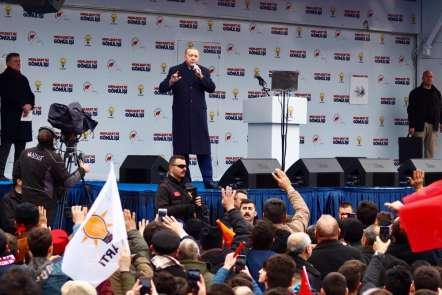 Cumhurbaşkanı Erdoğan: Bay Kemal, Kandilin yandaşı
