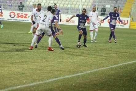 Spor Toto 1. Lig: Afjet Afyonspor: 0 - Gençlerbirliği: 0