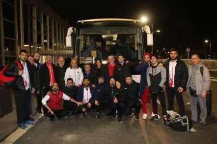 U23 Grekoromen Milli Güreş Takımı Sırbistan'da