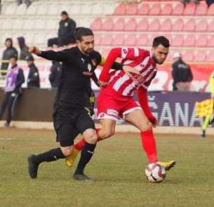 Spor Toto 1. Lig: Boluspor: 2 - İstanbulspor: 1