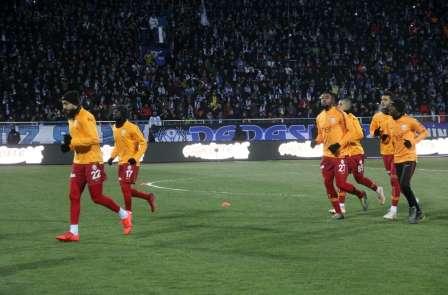 Spor Toto Süper Lig: BB Erzurumspor: 1 - Galatasaray: 0 (Maç devam ediyor)