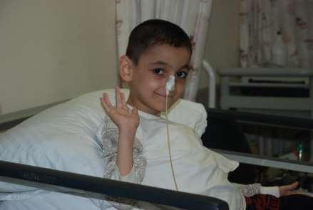 SMA hastası çocuk ilaç yardımı bekliyor