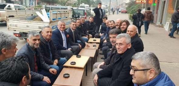 İYİ Parti Yomra Belediye Başkan adayı Mustafa Bıyık: 'Yomra değişim istiyor'
