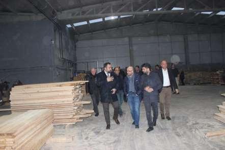 KATSO Başkanı Fındıkoğlu, OSB'yi ziyaret etti