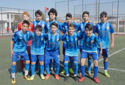 Kayseri U-15 Ligi Play-Off Grubu