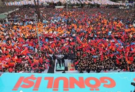 Cumhurbaşkanı Recep Tayyip Erdoğan: 'Ordu'ya yeni OSB'ler geliyor'