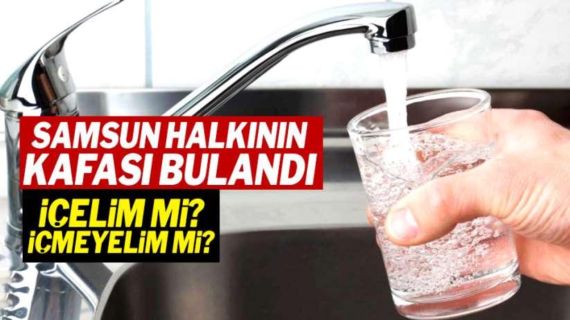 Samsun İl Sağlığı Müdürlüğü'nde 'Su' açıklaması