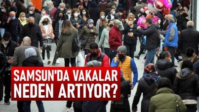 Samsun'da vakalar neden artıyor