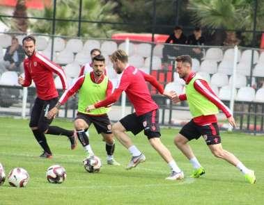 Yılport Samsunspor sezonun son antrenmanını yaptı