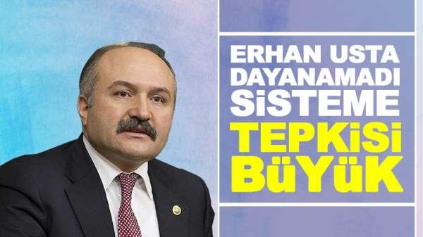 Erhan Ustadan Milli Eğitim Bakanına sitem