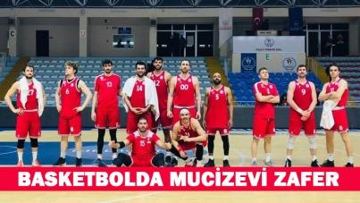 Basketbolda Mucizevi Zafer