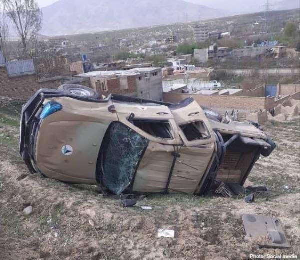 Afganistanda bombalı saldırı: 3 ölü, 12 yaralı