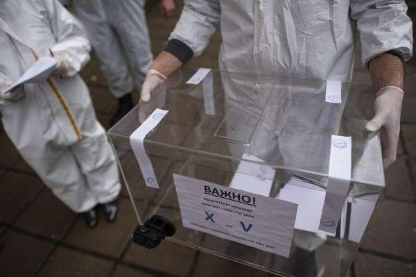 Bulgaristanda sandık çıkış anketlerine göre seçimi Başbakan Borisovun partisi kazandı