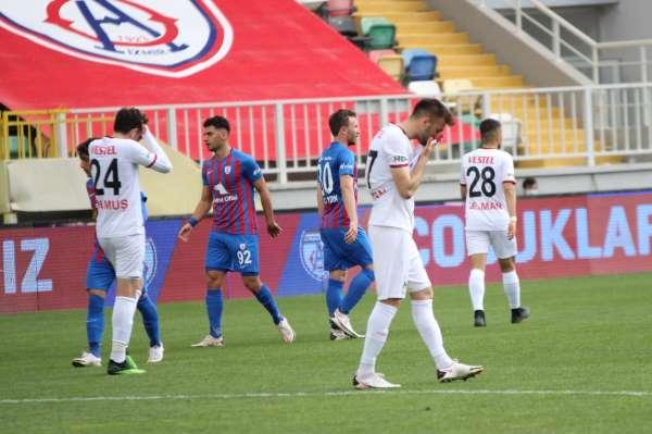 Eskişehirspor 2. Lige düştü!