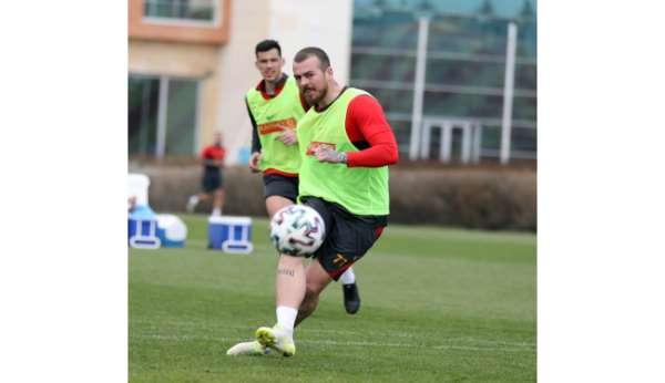 Kayserispor, Trabzonspor maçı hazırlıklarına başladı