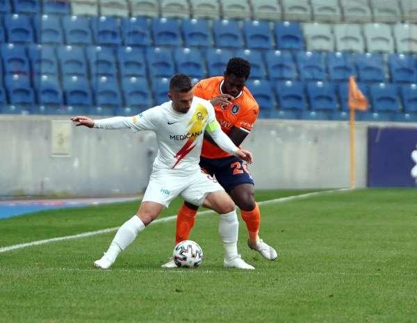 Süper Lig: Medipol Başakşehir: 1 - Yeni Malatyaspor: 0