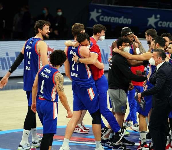 Anadolu Efesin Final-Fourdaki rakibi CSK Moskova