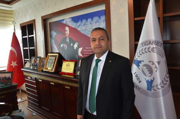 Başkan Göktaş: Aksaraylı ihracatçıları pandemi durduramıyor