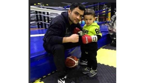 Milli sporcu Akyolun 4 yaşındaki oğlu hayatını kaybetti