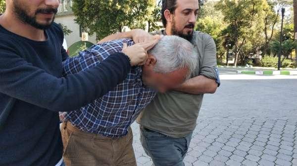 Ayrılmak isteyen kadını 18 yerinden bıçaklayan tutuklandı